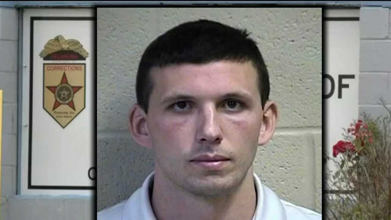 Former DOC Officer Charged With Forcible Sodomy, Attempted Rape