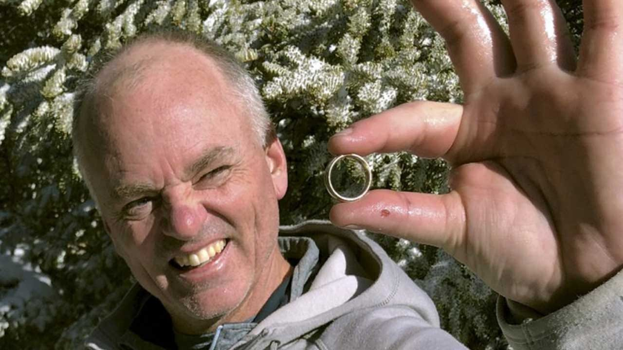 Hikers Answer Plea To Find Wedding Ring Lost On Mountaintop
