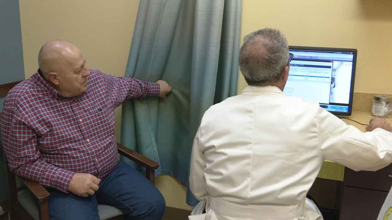 Oklahoma Man Finds Hope From Revolutionary New Cancer Treatment
