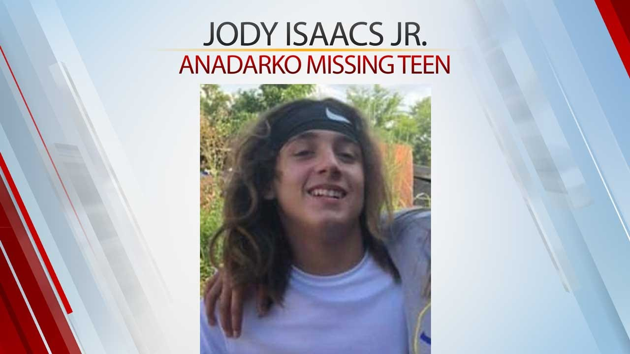 Anadarko Police Search For 2 Missing Teens
