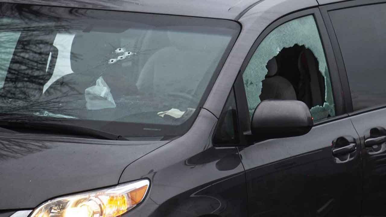 Family: 3 Kids In Car When Estranged Husband Kills Mother