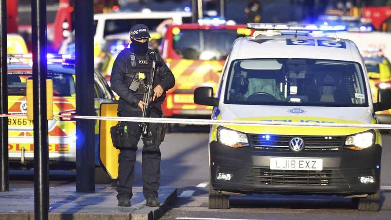 London Police Shoot Suspect Dead After 'Terrorist' Stabbings