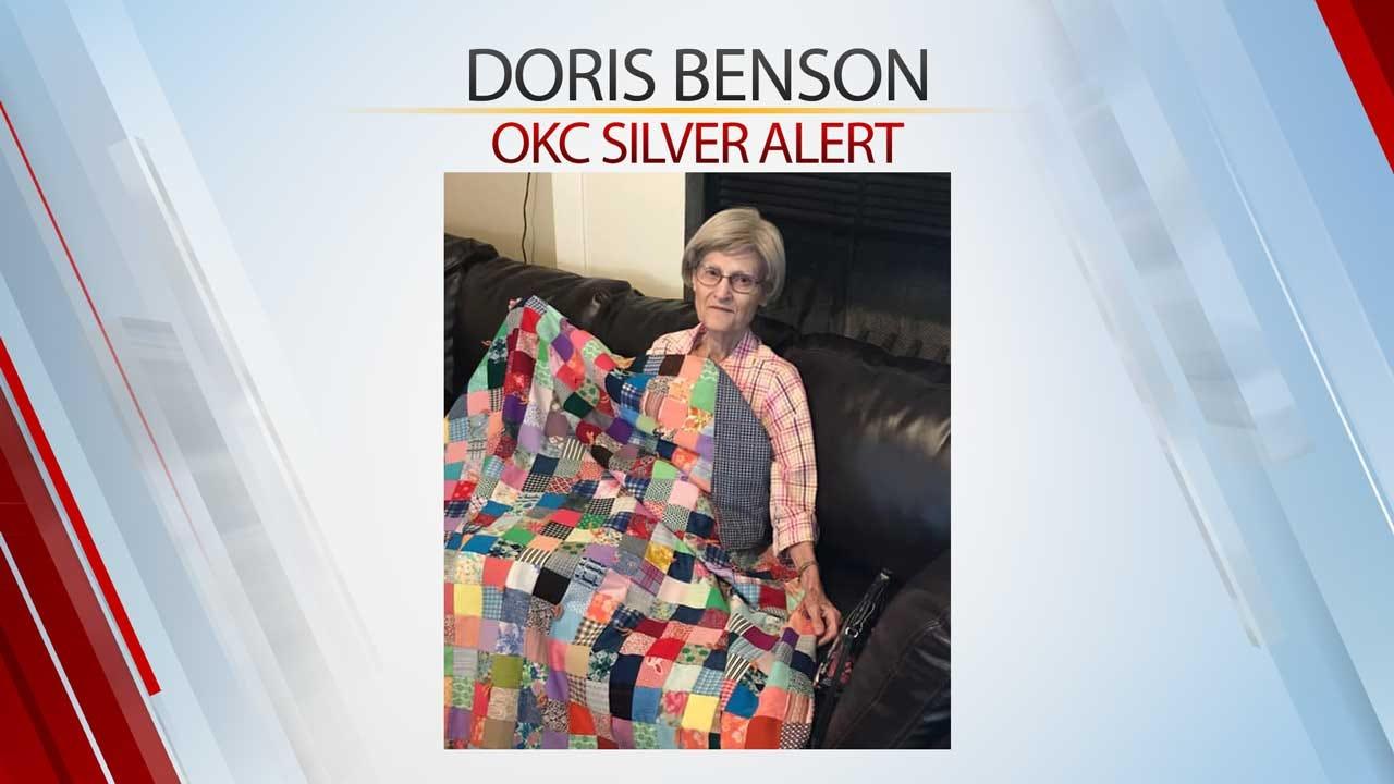OKC Woman Found; Silver Alert Canceled