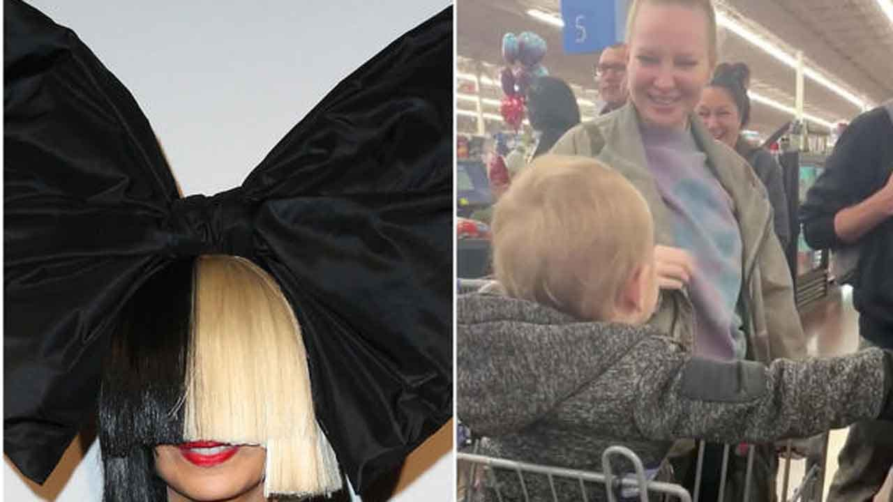 Singer Sia Shows Up To Local Walmart 'In Disguise' Buys Items For Several Shoppers On Thanksgiving