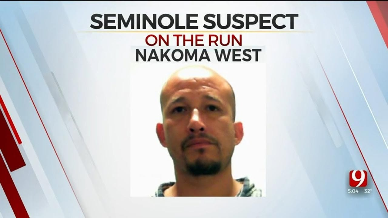 Manhunt Underway In Seminole County