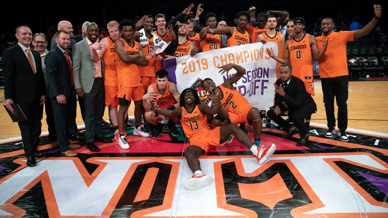 OSU Wins NIT Season Tip-Off With 78-37 Win Over Ole Miss