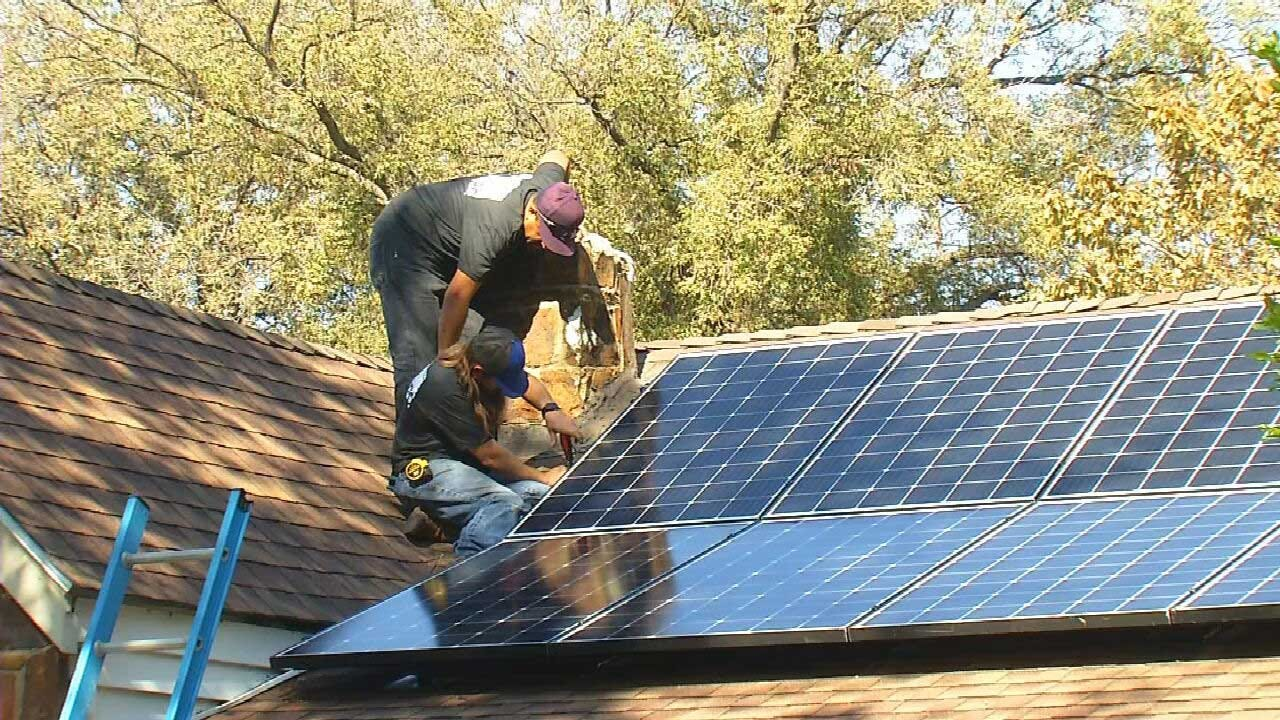 City Of Edmond Approves Solar Power For 1 Percent Of Customers