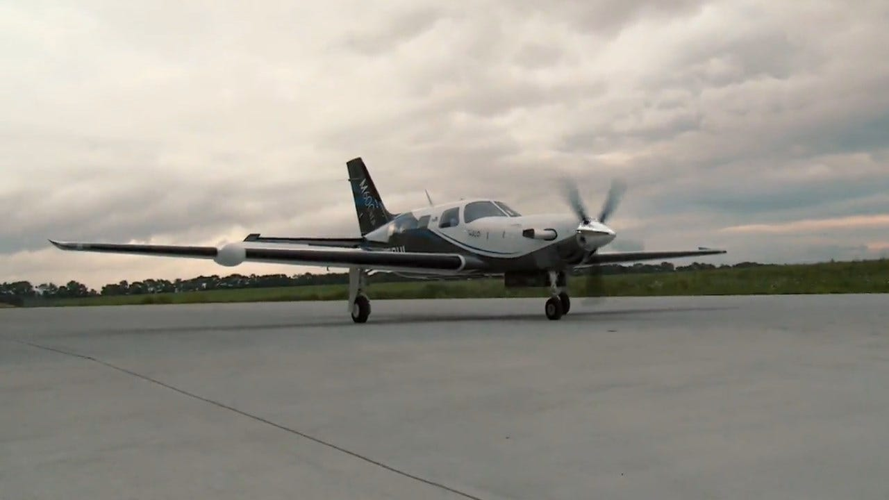 New Technology Can Automatically Land Small Planes When Pilot Is Incapacitated