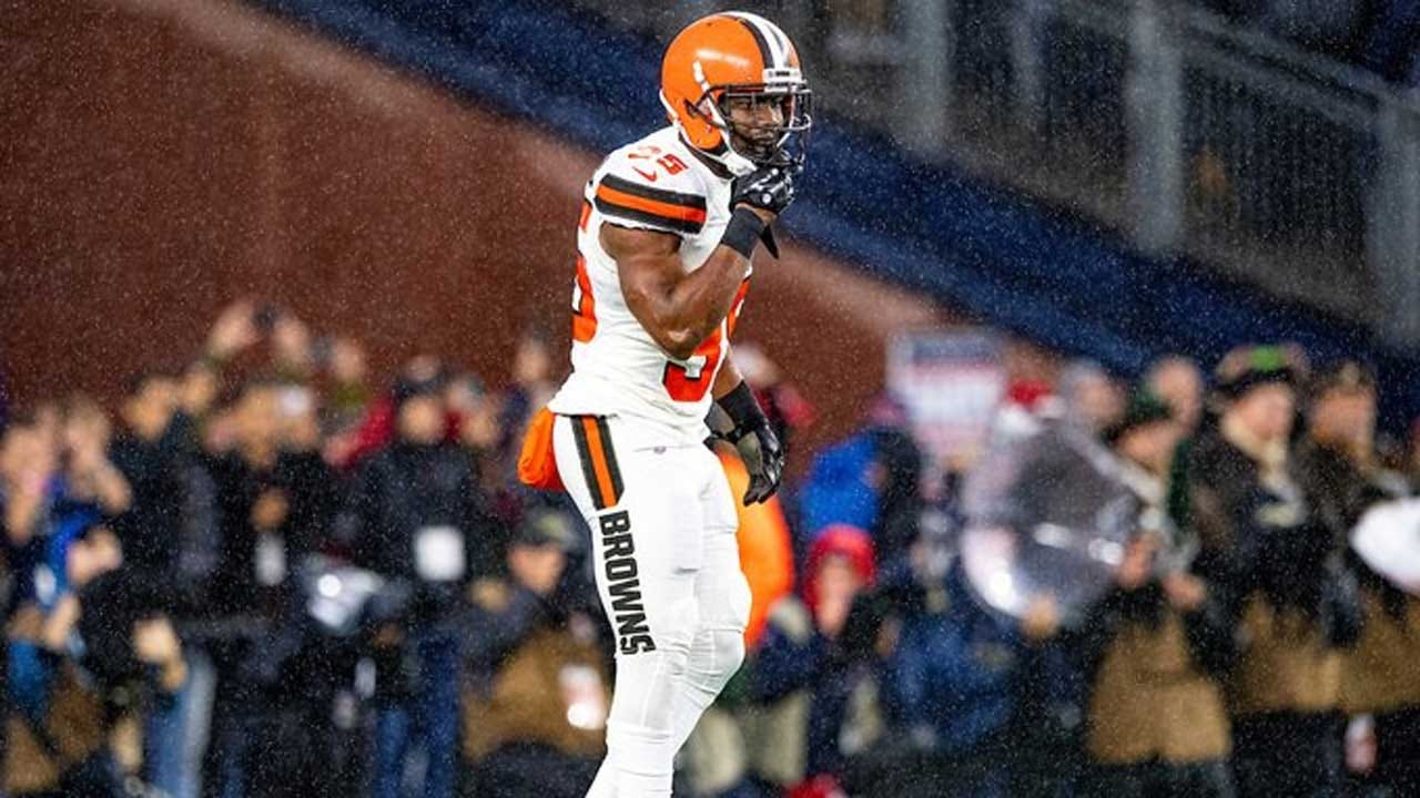 Player Cut By Cleveland Browns After Posting Violent Threats On Twitter