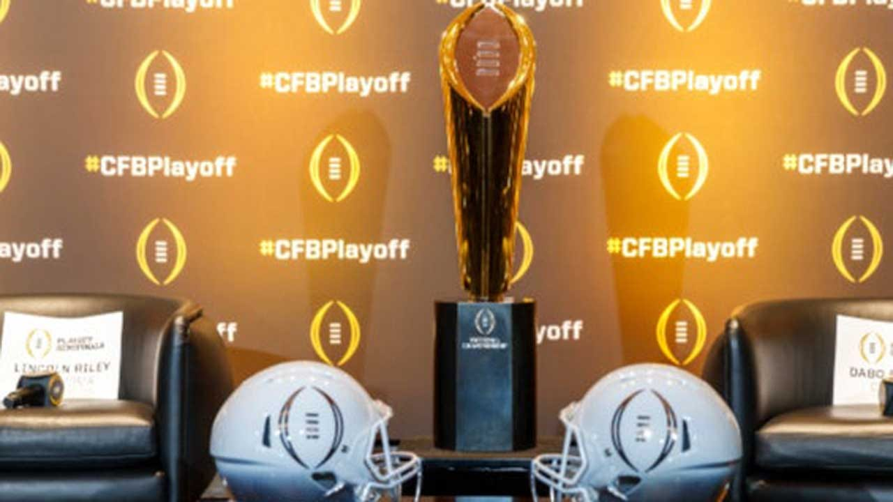 College Football Playoff Rankings: OU No. 9, OSU No. 23 In First CFP Poll