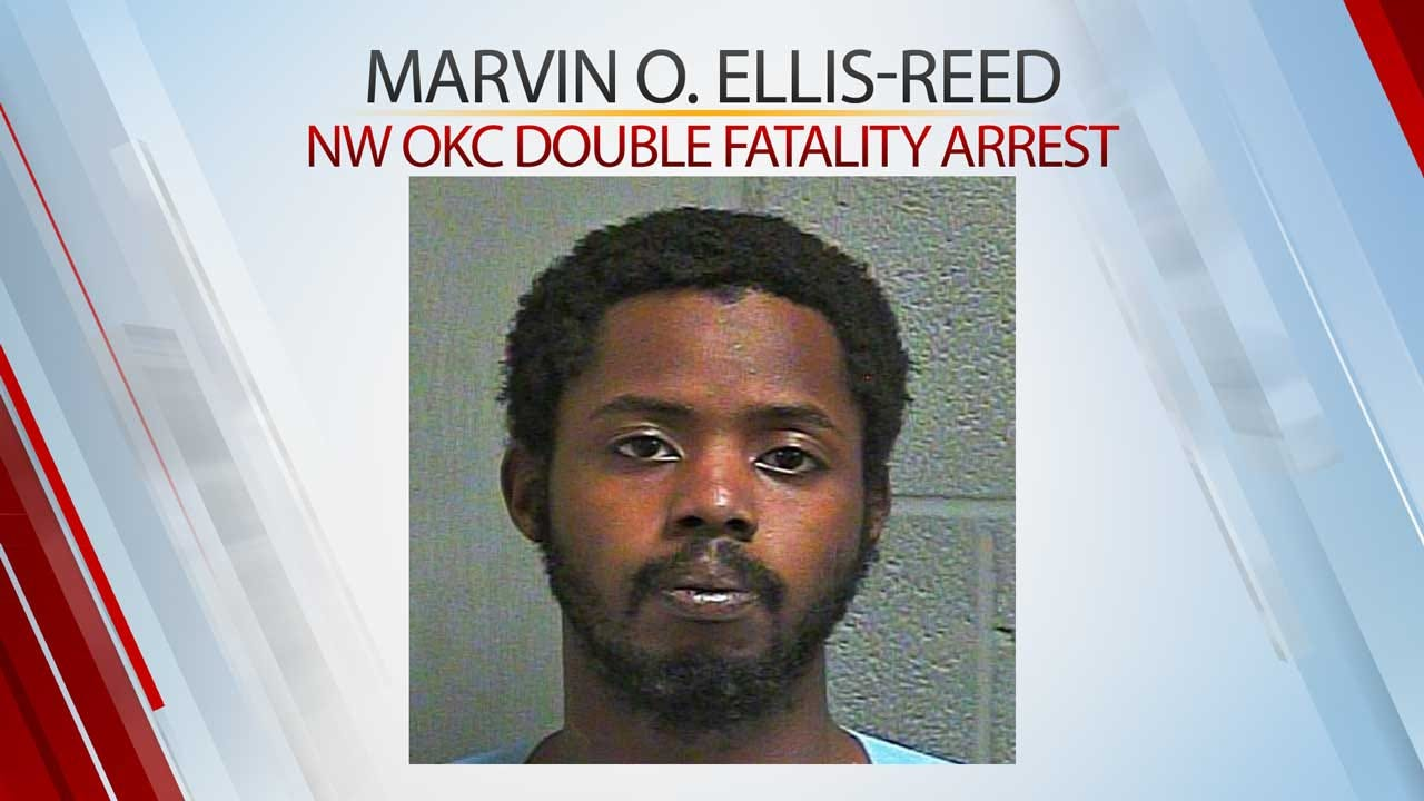 Man Accused Of Speeding Through Red Light In Stolen Car, Causing Double-Fatality Crash In OKC