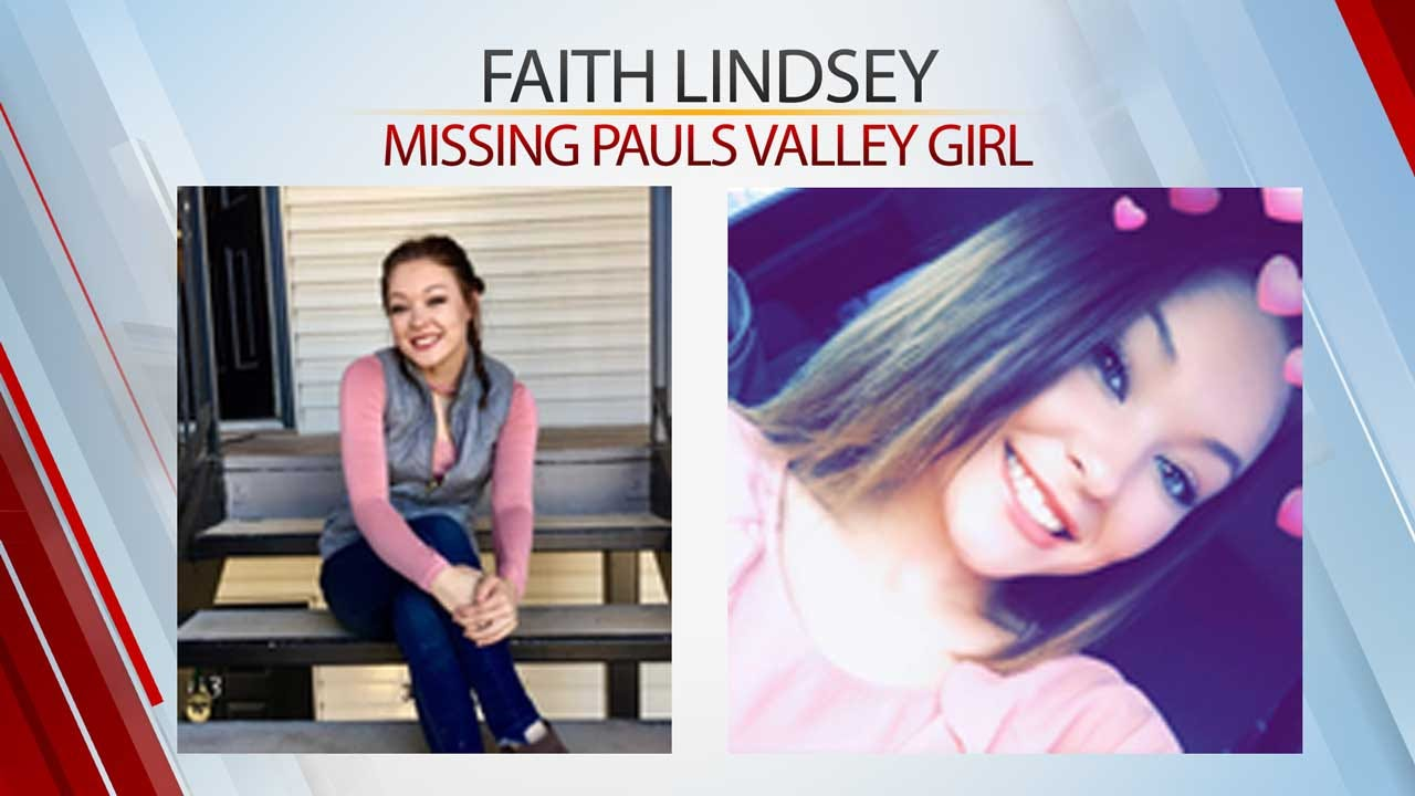 Teenage Pauls Valley Girl Reported Missing, OSBI Says