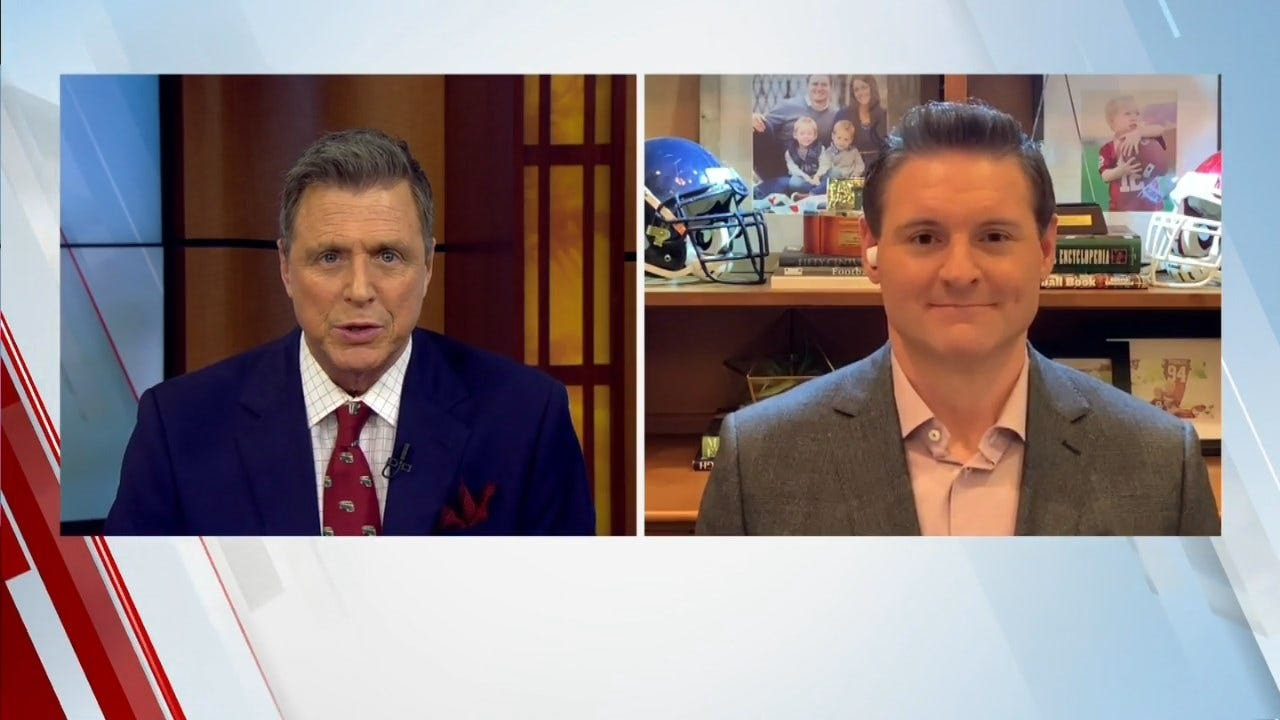 Dean And Dusty Talk OU-ISU, The CFP And OSU's Resurgence