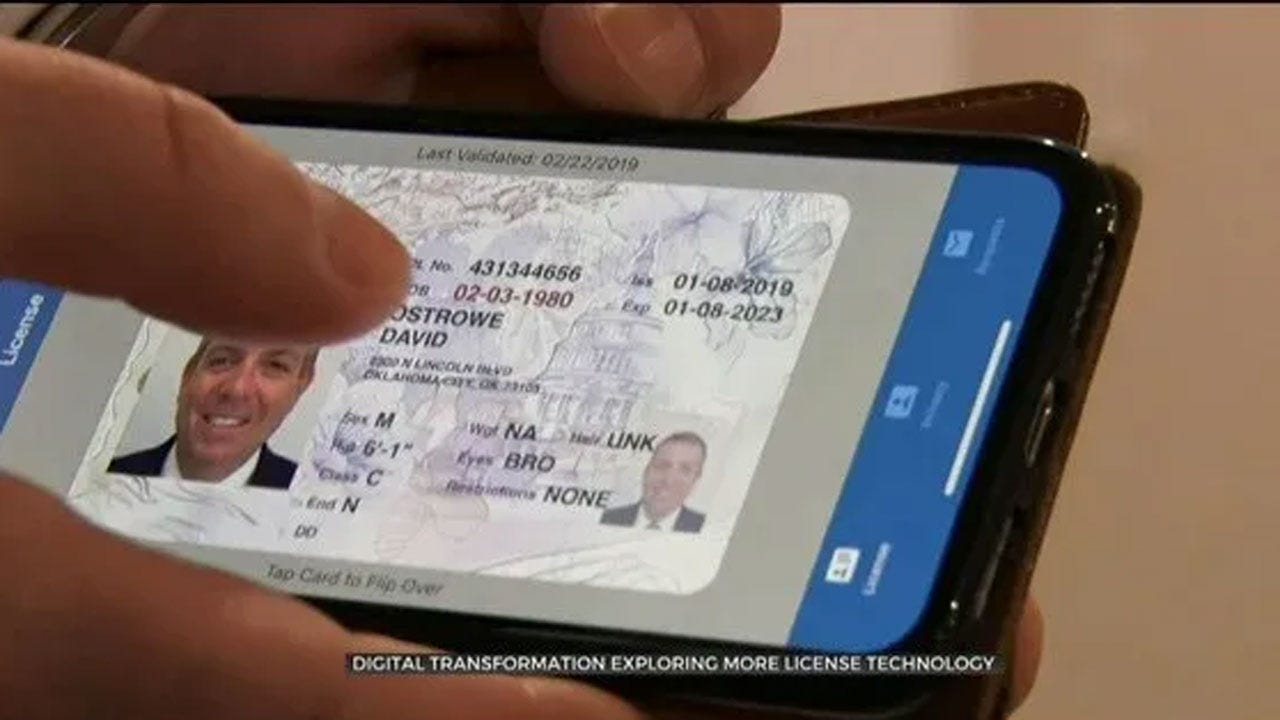 Mobile ID App Officially Out, State Testing What Else Can Be Digitized