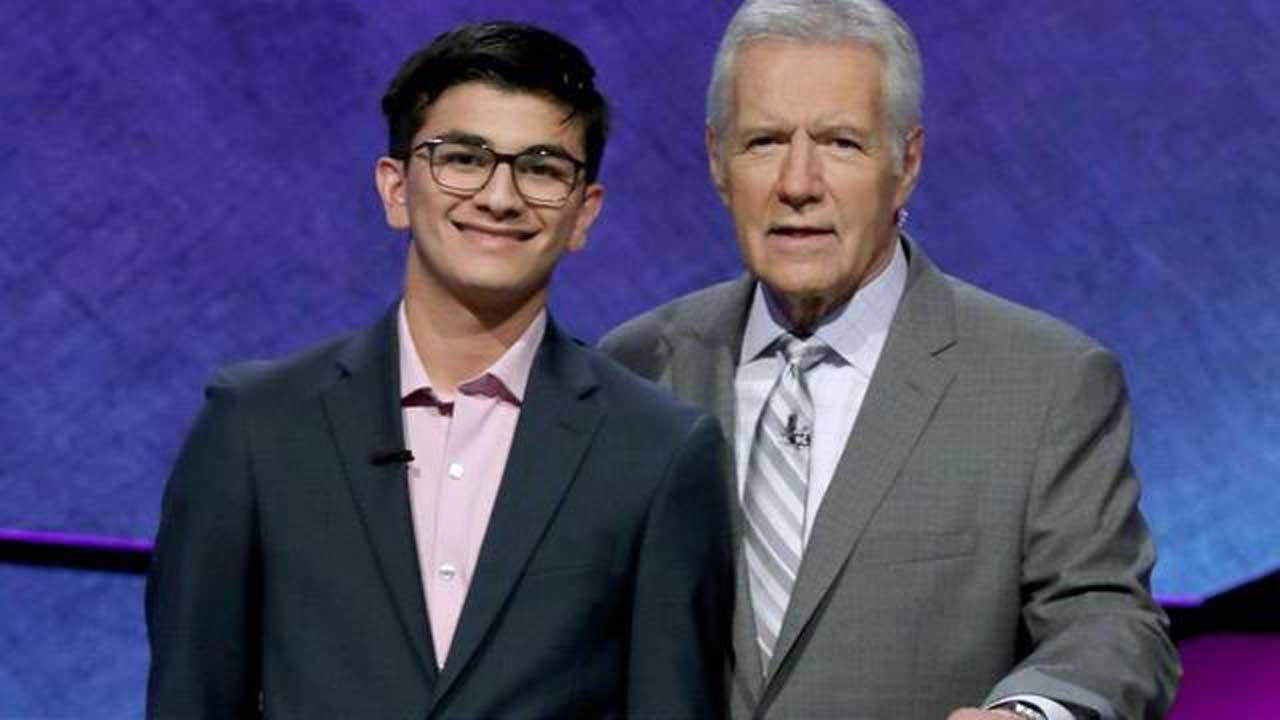 Teen 'Jeopardy!' Champion Donates $10,000 To Cancer Research In Alex Trebek's Honor