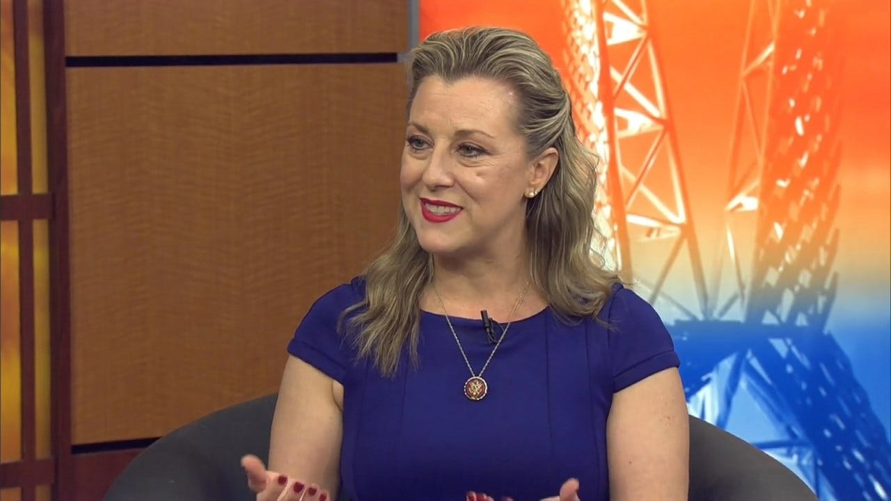 Rep. Kendra Horn Talks Impeachment, Democratic Primary