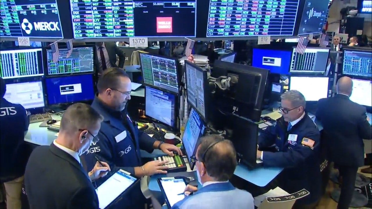 Stocks Set To Close The Year With Best Returns Since 2013