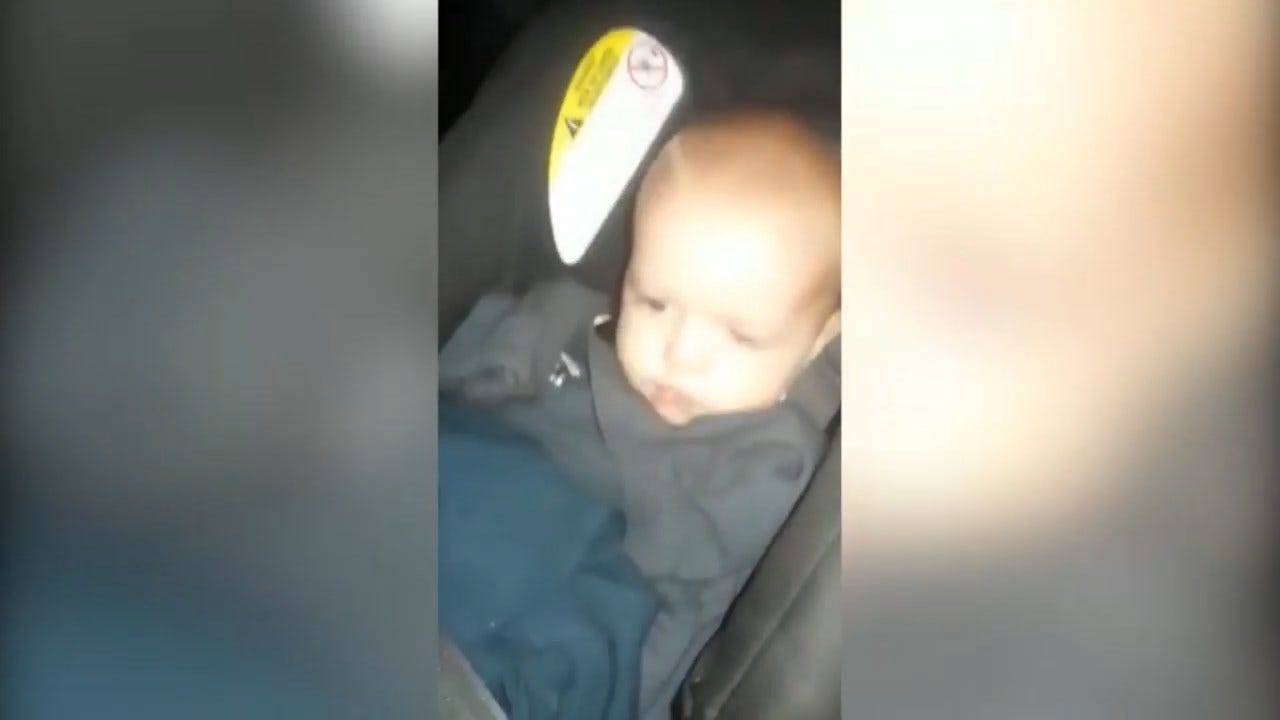 Video Shows Moment 7-Month-Old Baby Was Found Alive After Deadly Attack In Mexico