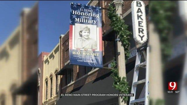 El Reno Main Street Program Working To Honor Veterans