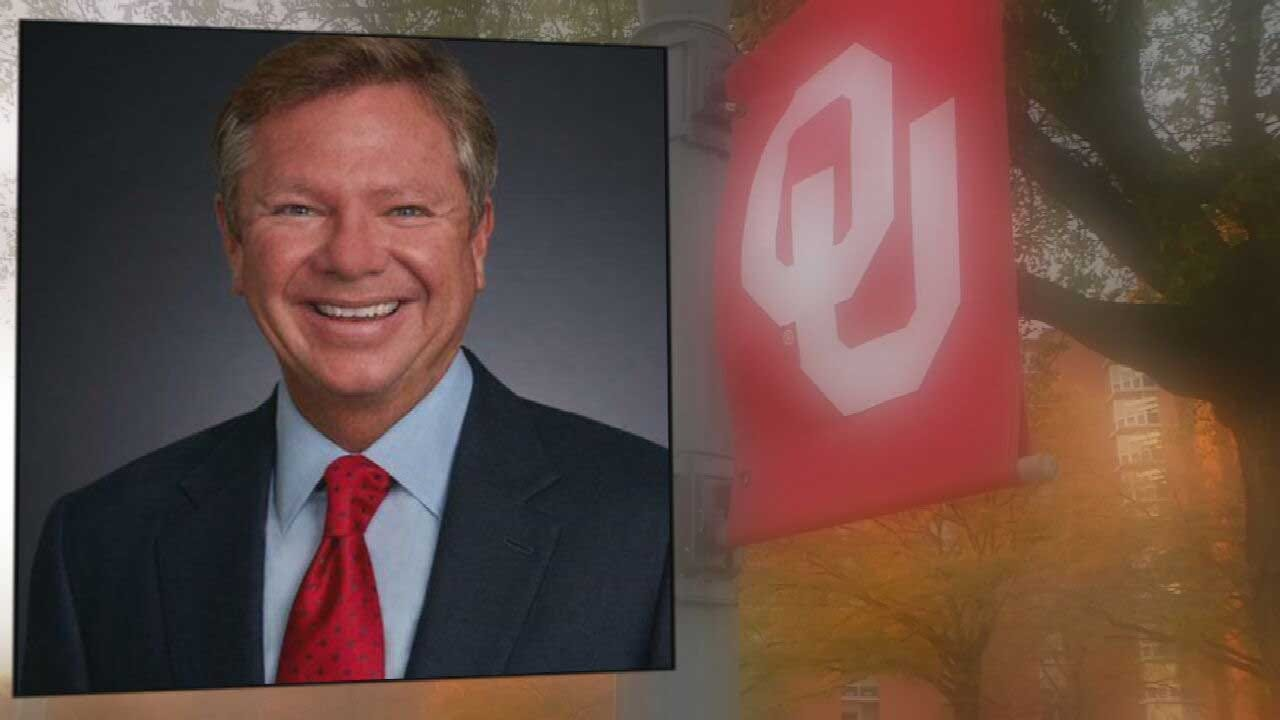 OSBI Looking Into Former OU VP Tripp Hall's Email As Sexual Assault Investigation Continues