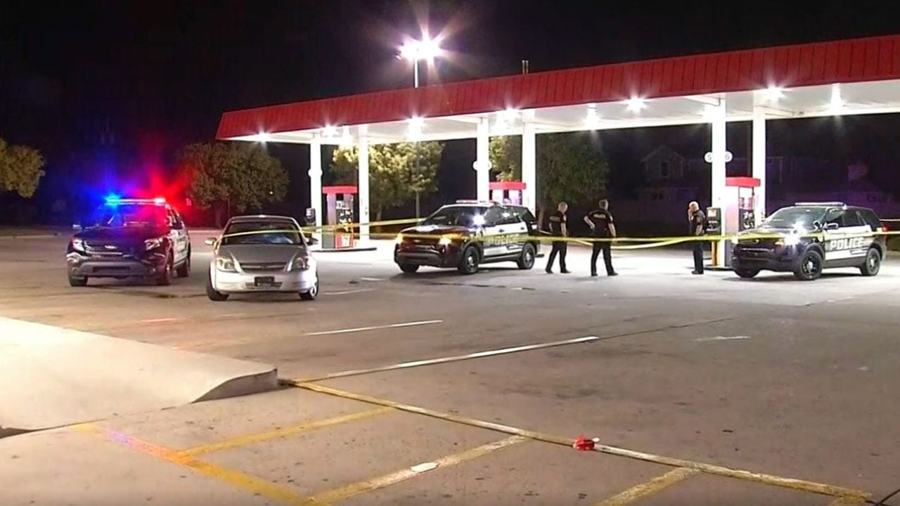 Person Of Interest In Custody After Stabbing In Moore