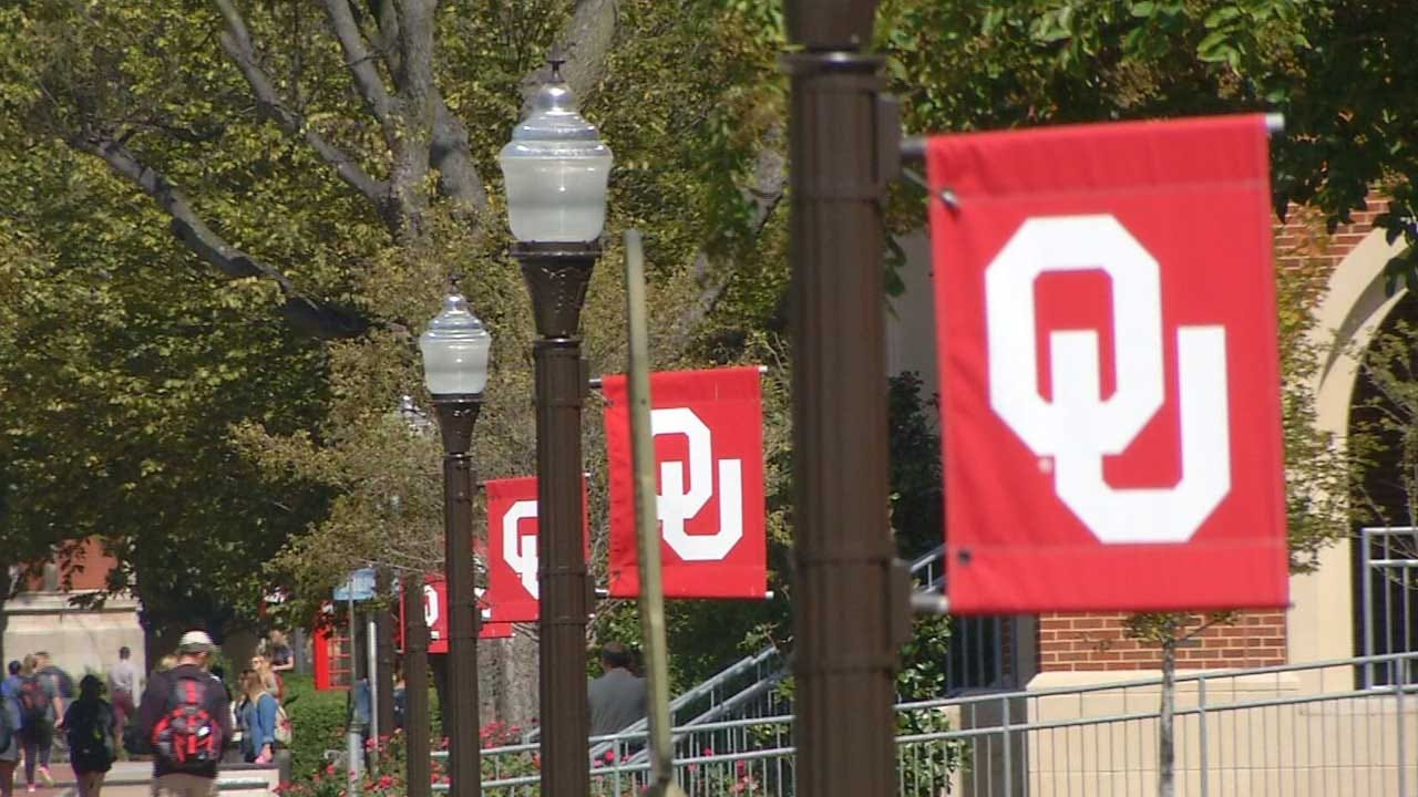 OU Professor Placed On Administrative Leave After Undisclosed Allegations