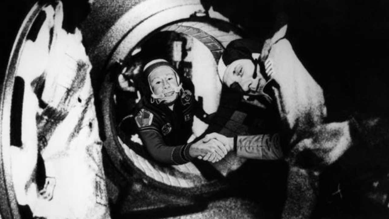Alexei Leonov, The First Human To Walk In Space, Has Died At Age 85