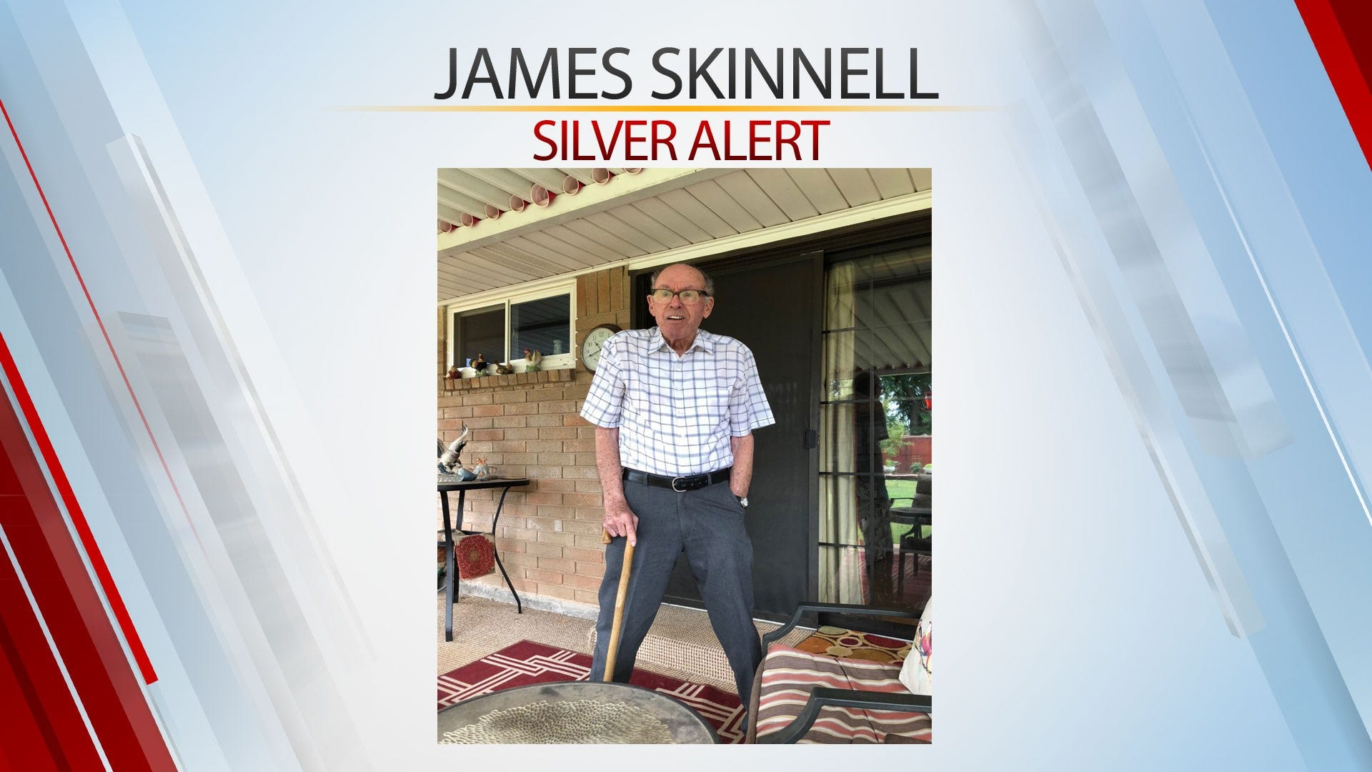 Del City Police Cancel Silver Alert For Missing 88-Year-Old Man