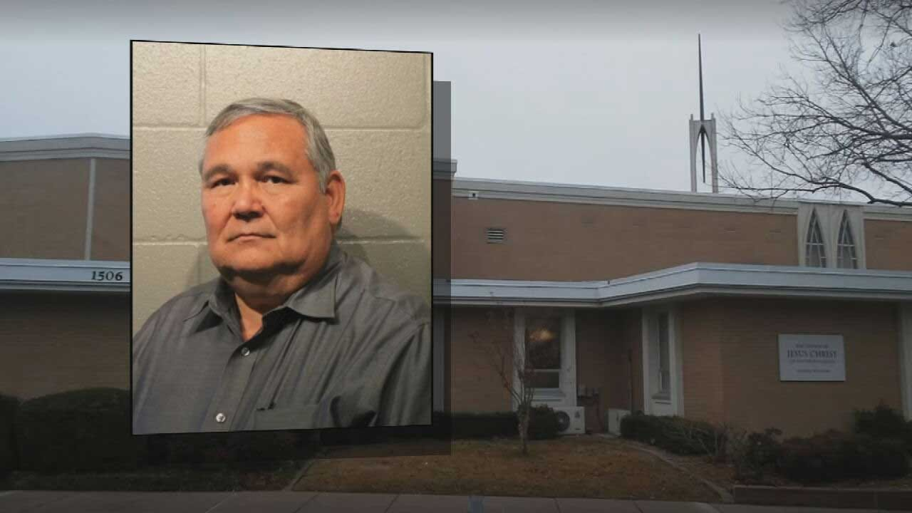 Former Church Leader Charged With Child Sex Crimes In Cleveland Co.