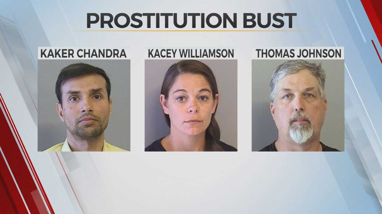 Ripley Educators Named In Tulsa County Prostitution Investigation