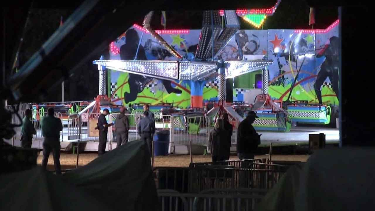 10-Year-Old Girl Dies After Being Ejected From Festival Ride