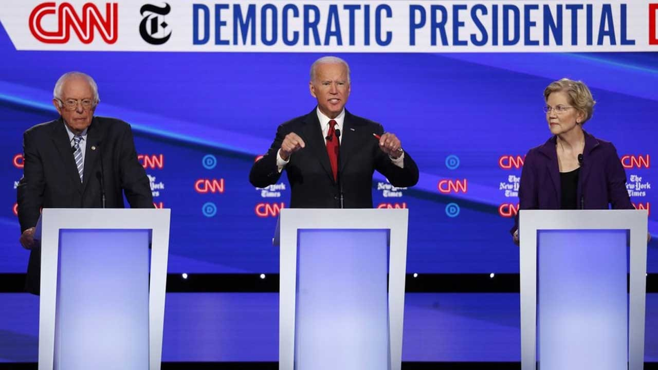 Democratic Debate Takeaways: Warren Attacked, 70s Club Avoids Age Issue