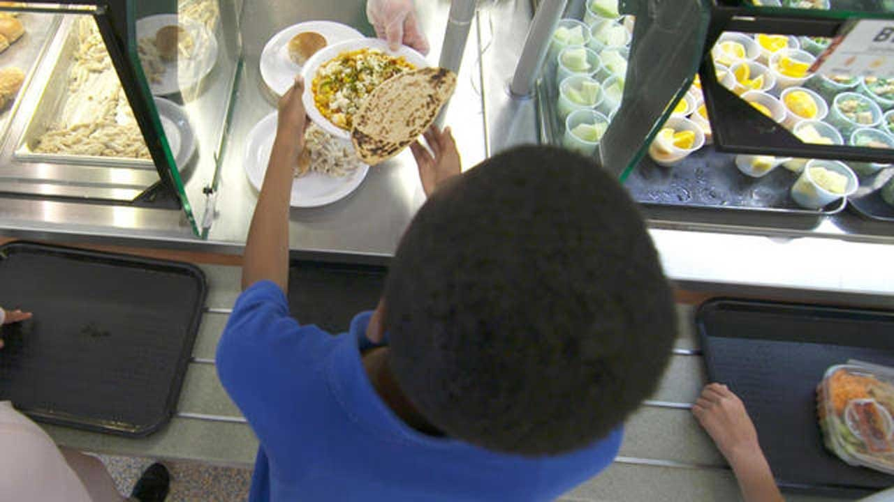 Half A Million Kids Could Lose Free School Lunches