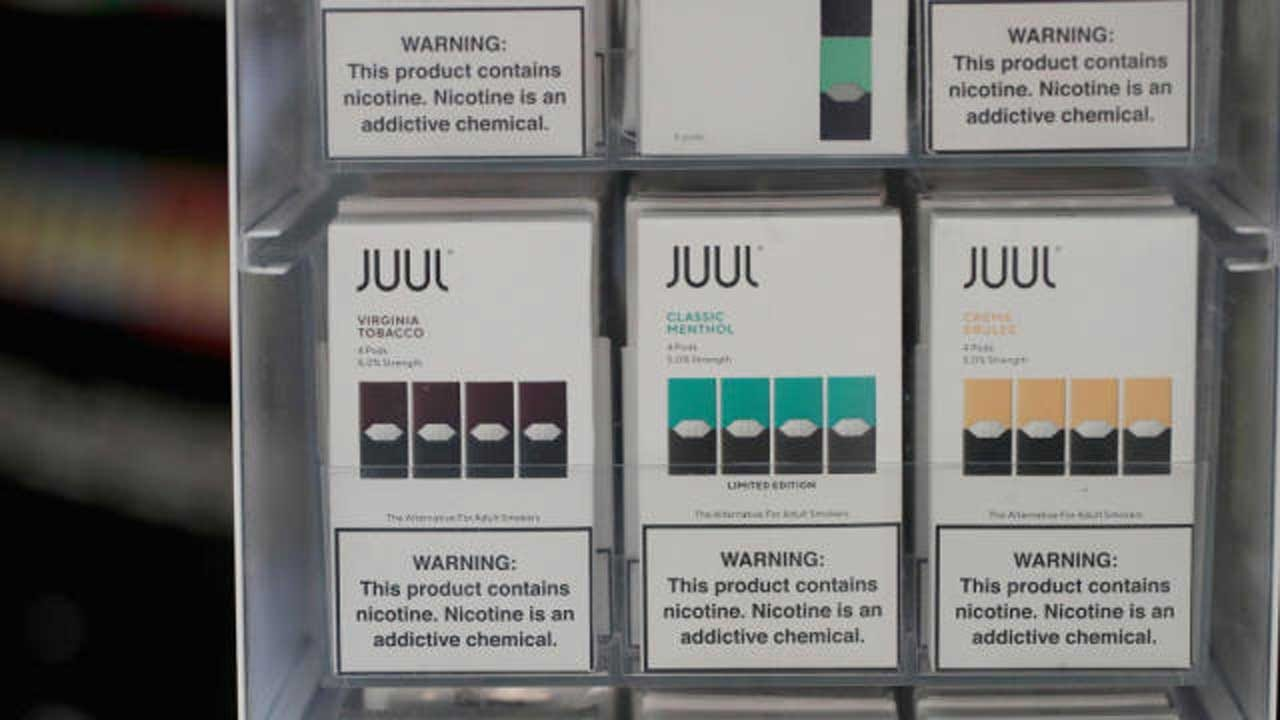 Juul Accused Of Selling 1 Million Tainted Vaping Pods To Customers, Retailers