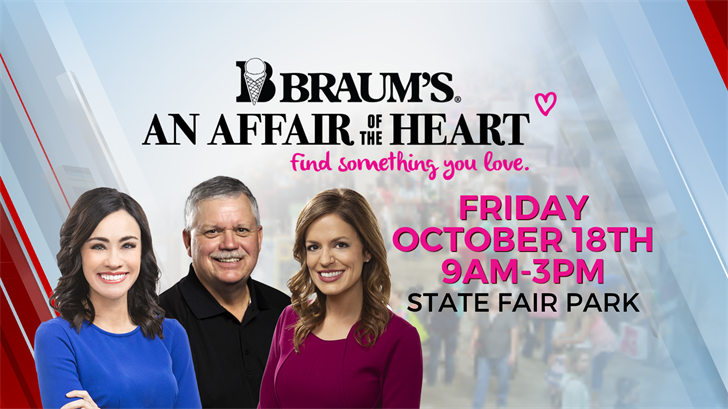 Visit News 9 At An Affair Of The Heart