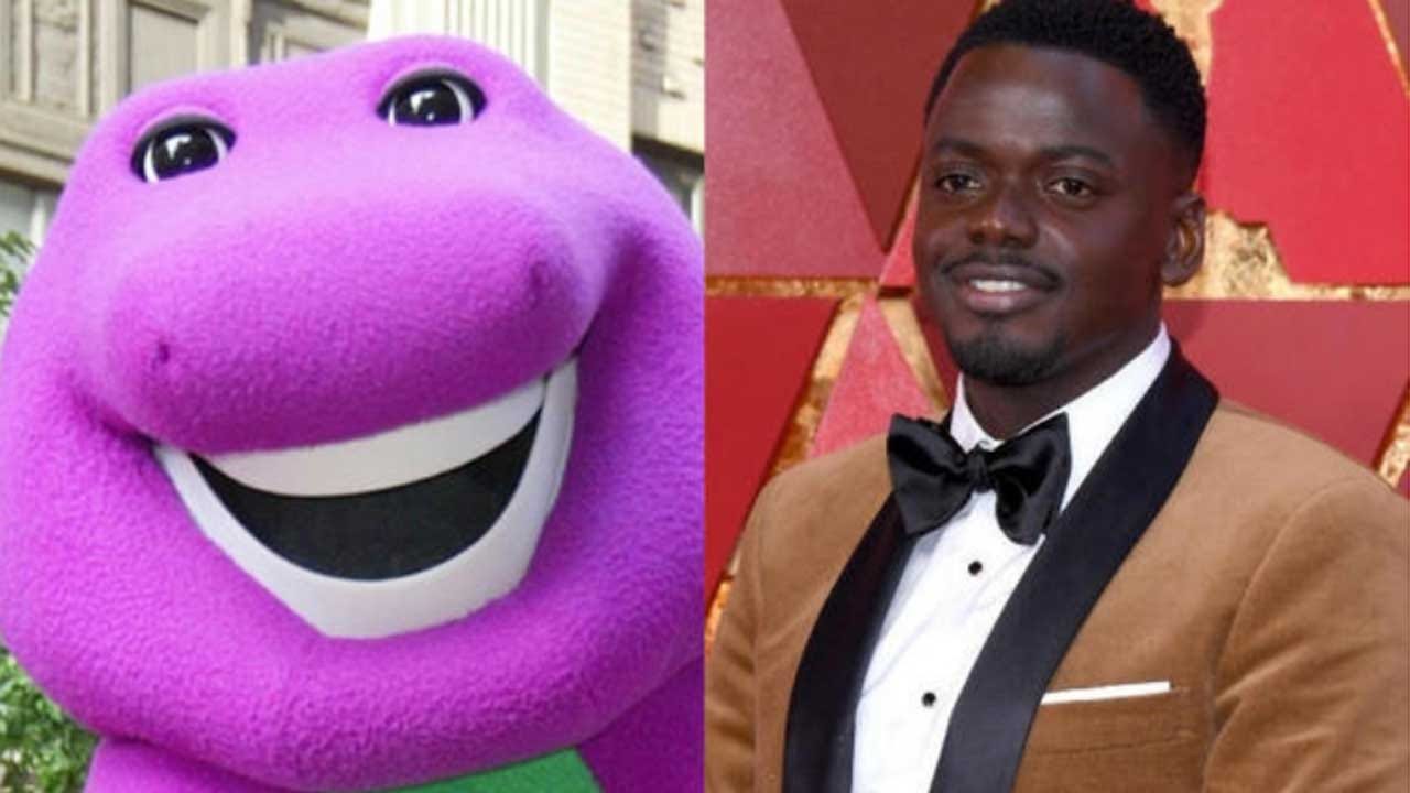 'Barney' Movie In The Works, With Daniel Kaluuya & Mattel Producing