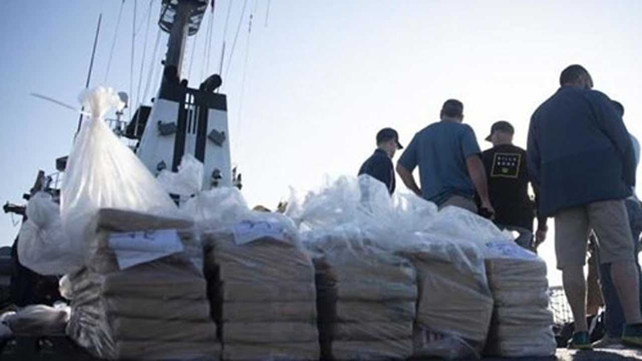 Coast Guard Seizes $92M Of Cocaine, Brings It To San Diego
