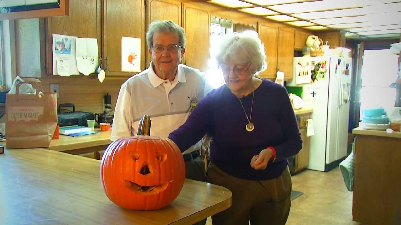 Red Dirt Diaries: MWC Couple's Love-Filled Halloween Tradition