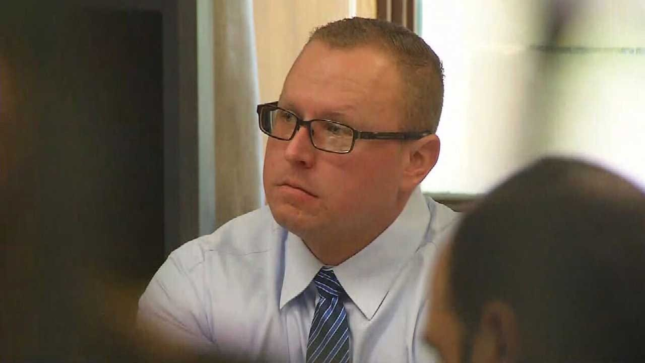 Jury Finds OKC Police Sergeant Guilty Of Second-Degree Murder, Recommends 10-Year Sentence