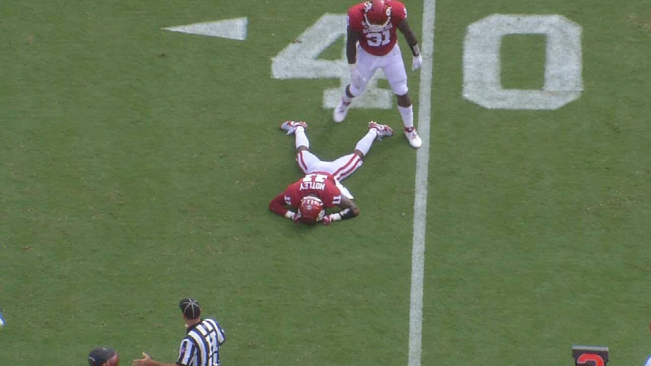 OU Defense Tossing And Turning Over Turnovers