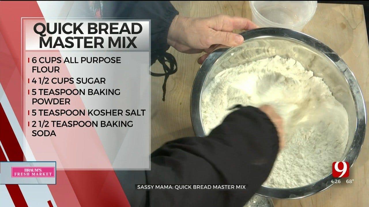 Quick Bread Master Mix