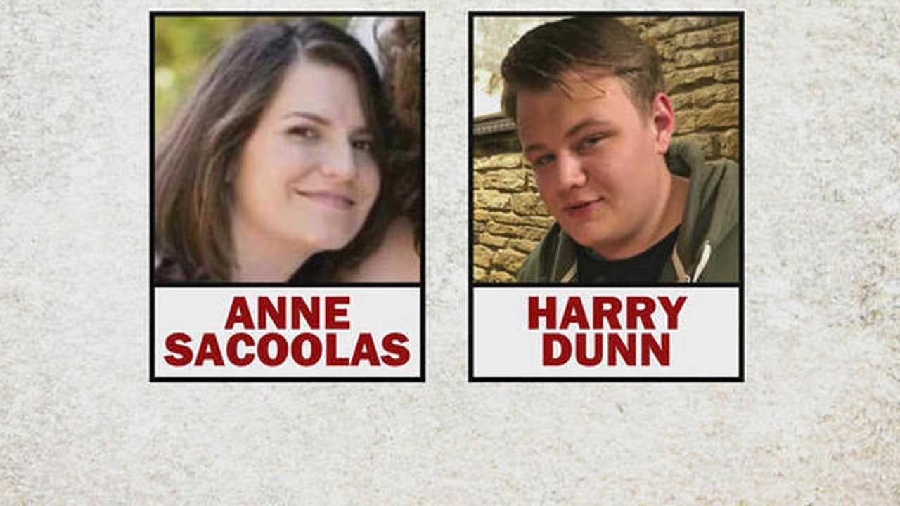 Britain Blasts US Refusal To Extradite Woman Over Crash That Killed Teen