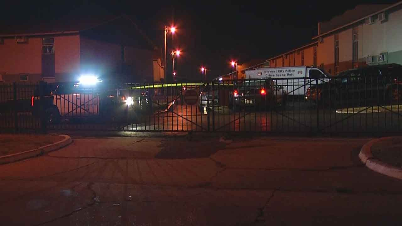 Police Identify 1 Killed, 3 Injured In MWC Shooting