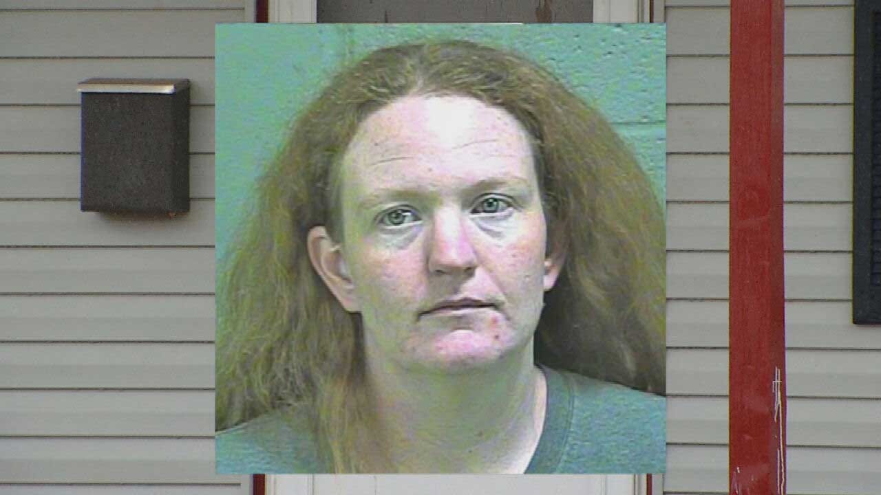 Woman Wanted For Animal Cruelty After Abandoning Dogs At OKC Home