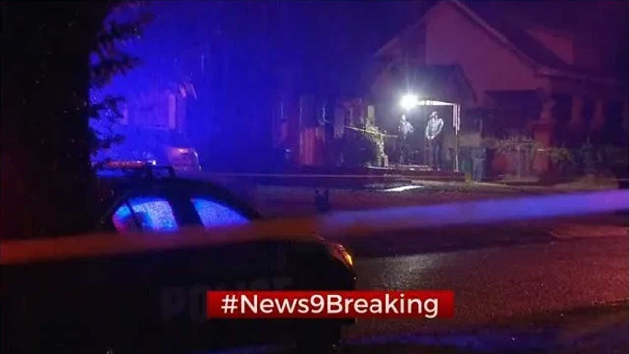 2 Dead, 2 Injured In Shooting At NW OKC Home, Police Say