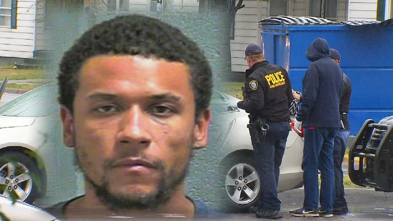 Man Faces Multiple Charges After 2 Carjackings, Standoff In SW OKC