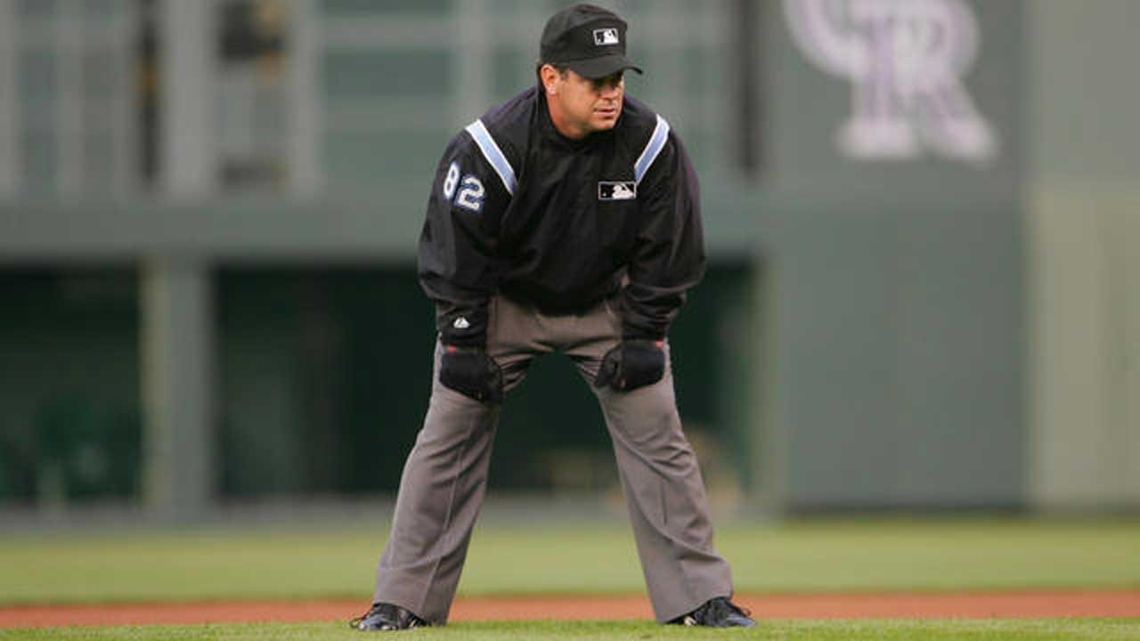 MLB Umpire Apologizes After Calling For Civil War If President Trump Is Impeached
