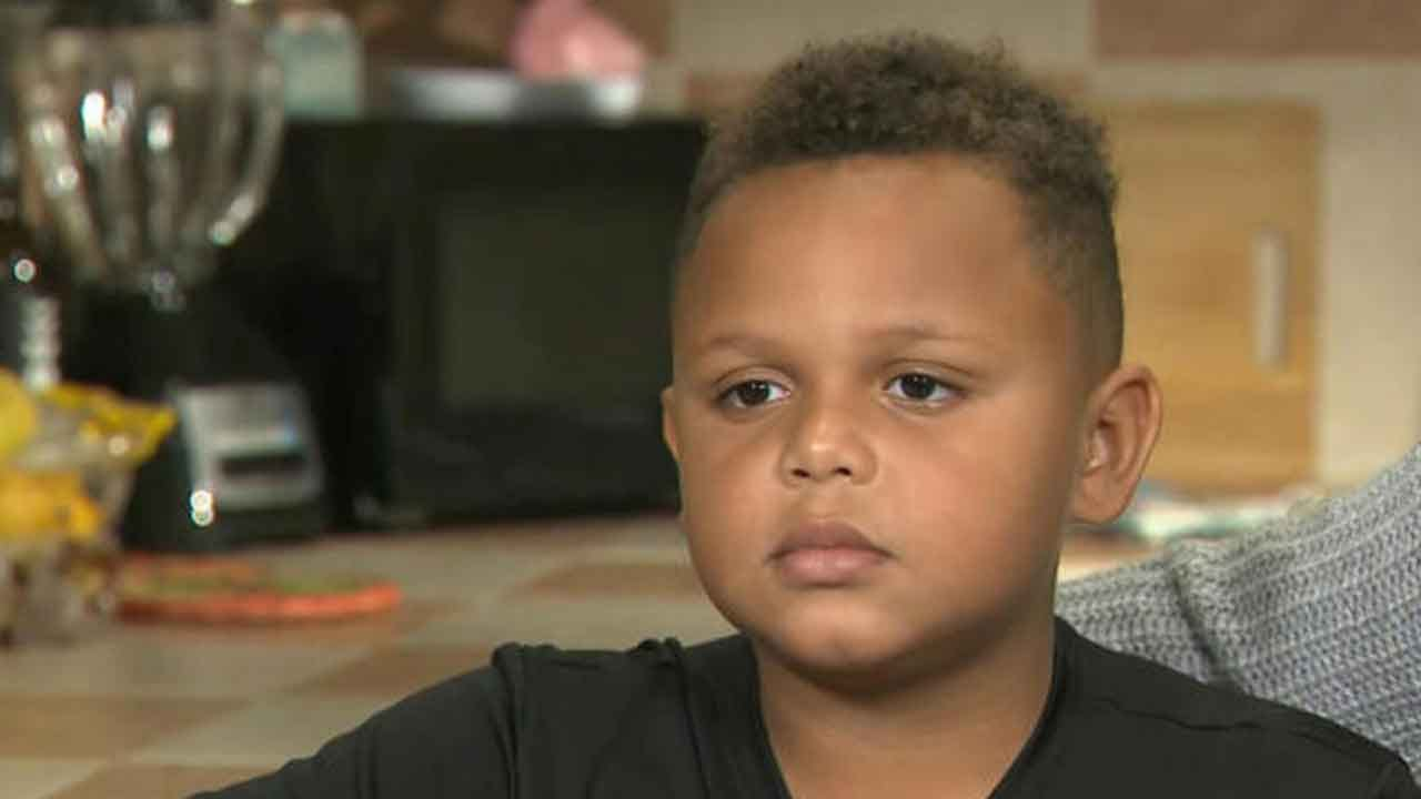 8-Year-Old Hailed As Hero For Preventing Potential School Shooting