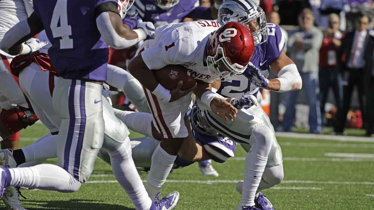 Dean's Blog: Are The Sooners Mentally Tough Enough To Win Out?