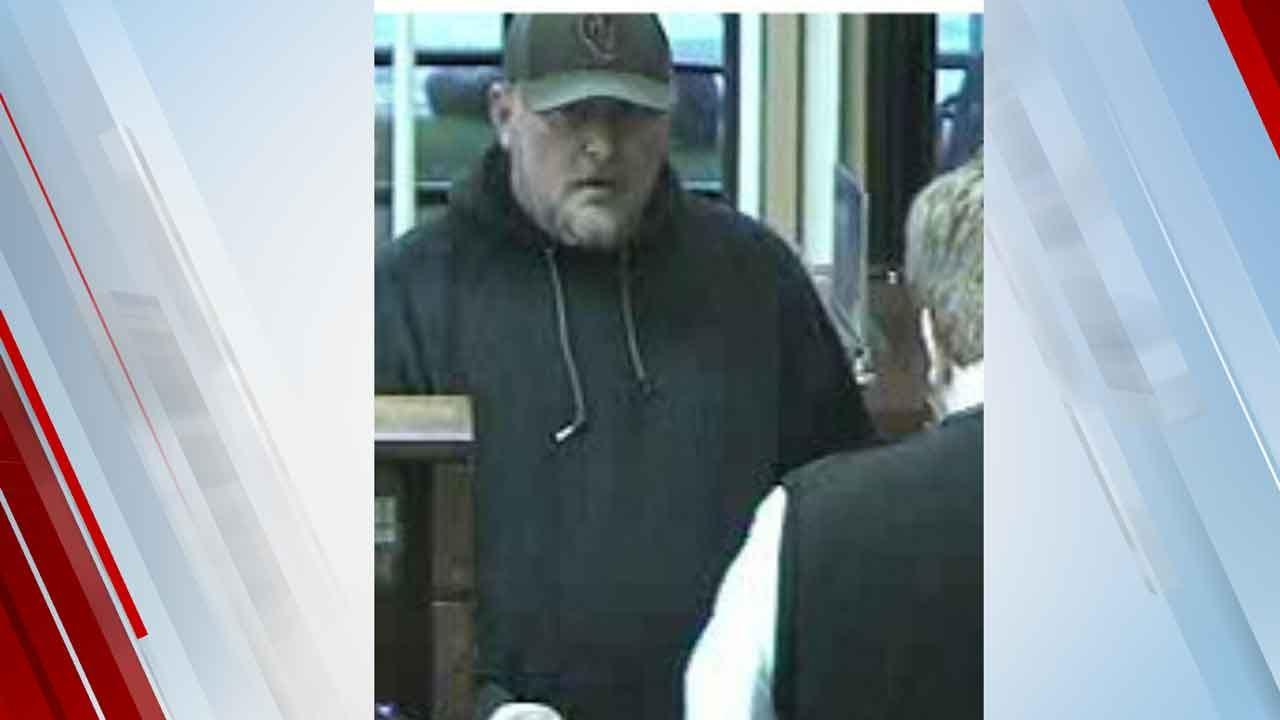 FBI Seeks Information In Norman Bank Robbery